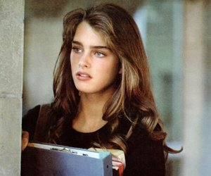 brooke shields, beauty, and vintage image
