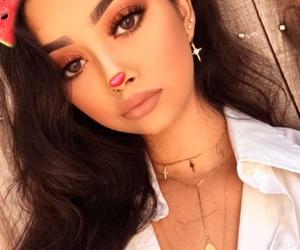 beauty, cutie, and earrings image