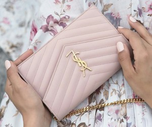 bags, pink, and rosa image