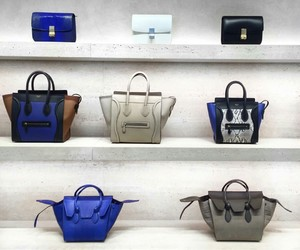 bags, collection, and fashion image