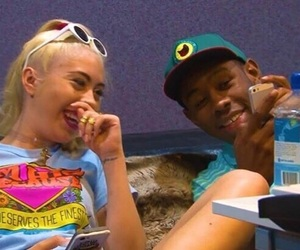 tyler the creator and kali uchis image