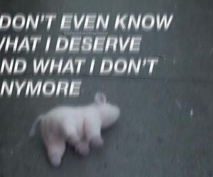 enough, heartbreak, and heartbroken image