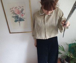 clothes, home, and green image