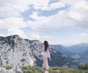 austria, freedom, and mountains image