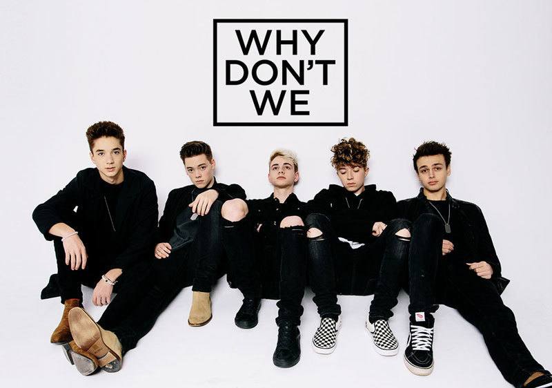 why don't we, daniel, and jack image