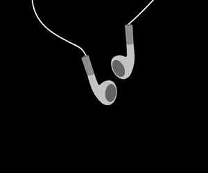 music, wallpaper, and black image