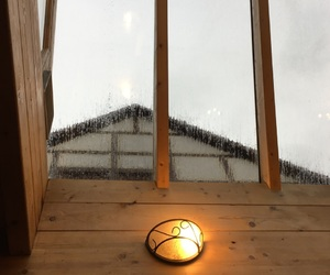 cosy, glass, and house image