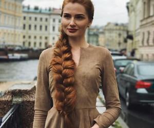 girl, long hair, and anastasiya sidorova image