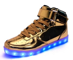 cool, gold, and hightops image