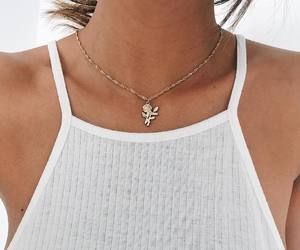 aesthetic, necklace, and style image