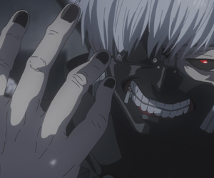 anime, fashion, and tokyo ghoul image