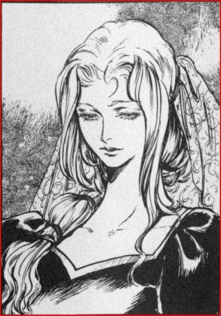 castlevania and lisa tepes image