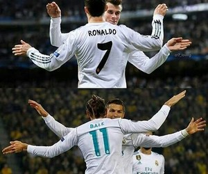 bale, boy, and cristiano image