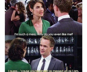 how i met your mother and love image