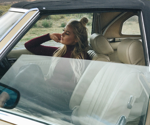 beauty, blogger, and car image