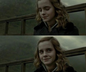 hermione granger and harry potter image