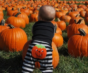 cute, baby, and Halloween image