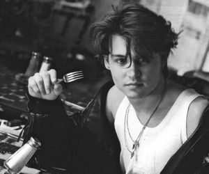 johnny depp and Hot image