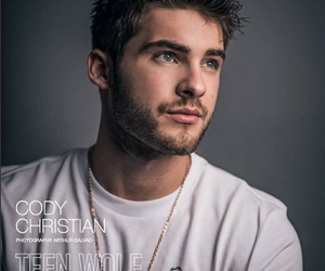 actor, cody christian, and boy image