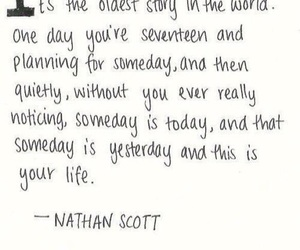 quotes, life, and one tree hill image