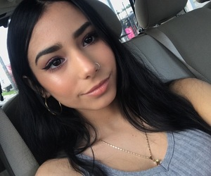 eyeshadow, girls, and goals image