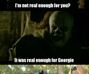 clown, funny, and it image