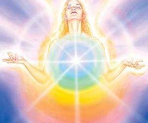 angel, divine, and god image