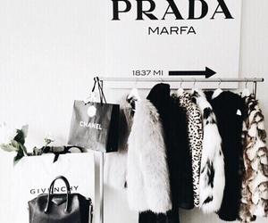 Prada, fashion, and chanel image