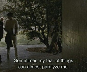 fear, quotes, and movie image