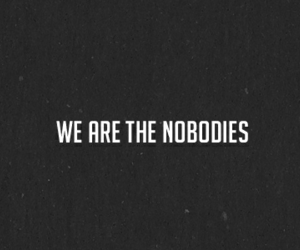 nobodies, Marilyn Manson, and quotes image