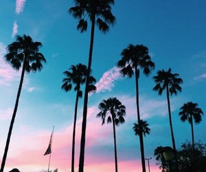 paradise, tumblr, and sky image