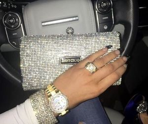 accessories, luxury, and nails image