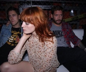 girl, boy, and florence welch image