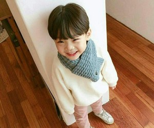 asian baby, baby, and korean baby image