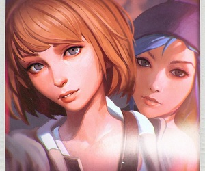 life is strange and game image