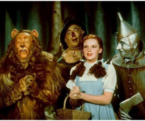 Wizard of oz and dorothy image