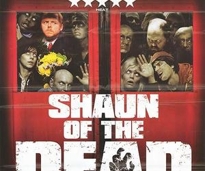 horror, poster, and shaun of the dead image
