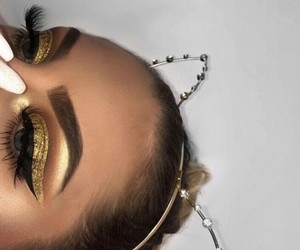 beauty, eyebrows, and inspirational image