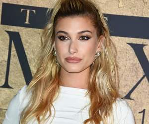 beautiful, hailey, and pretty image