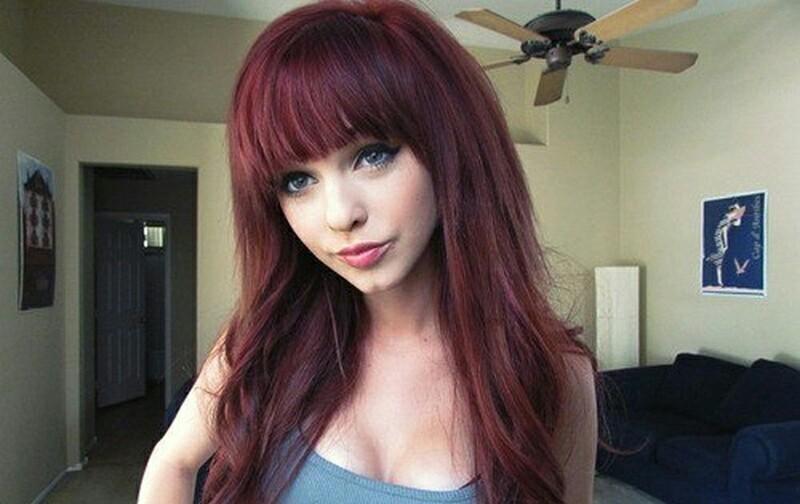 jessieblush, girl, and red hair image