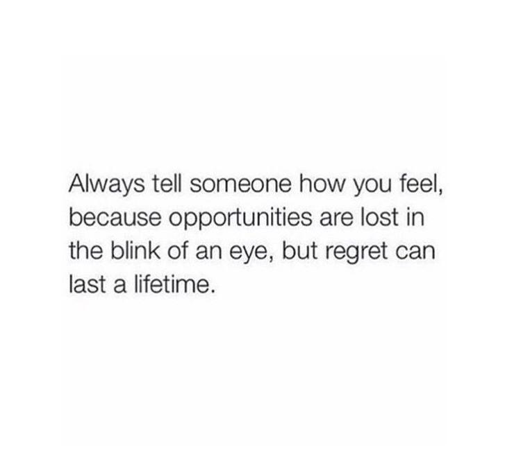 always, feelings, and regret image