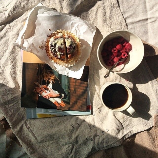 coffee, food, and aesthetic image