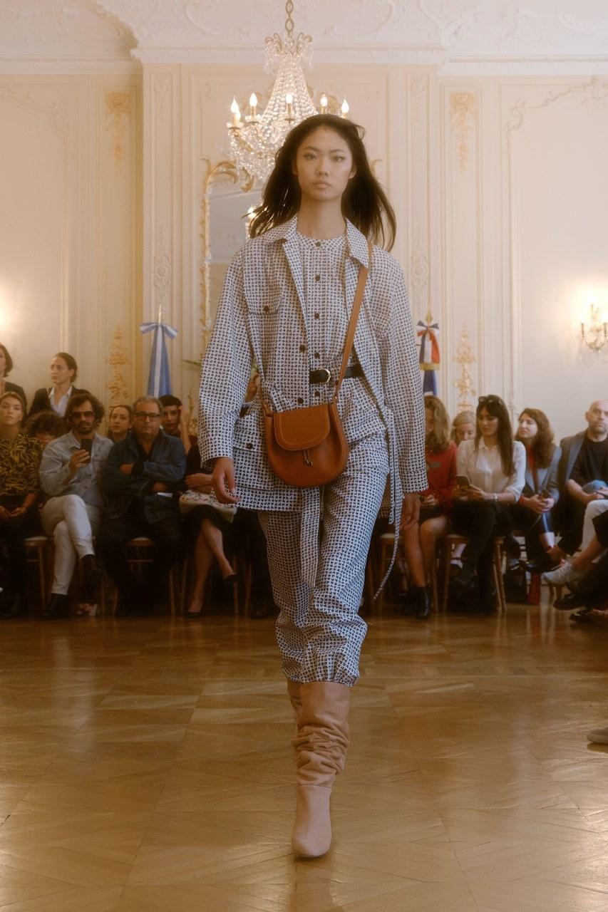 fashion week and vanessa seward image