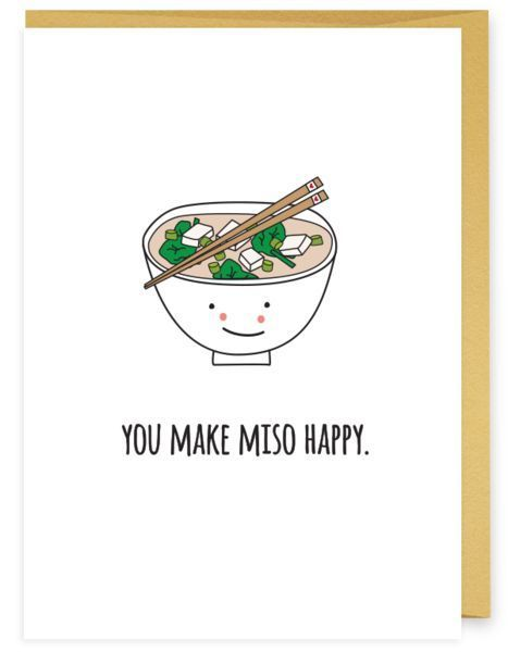 card, food, and MISO image