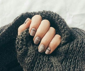 style, nail art, and fashion image