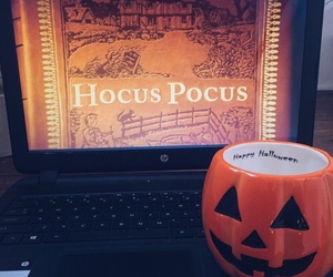 Halloween, hocus pocus, and autumn image
