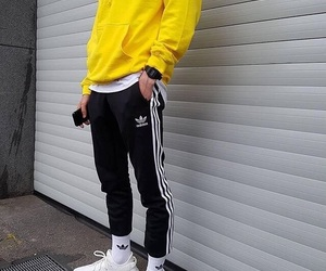 boy, fashion, and shoes image