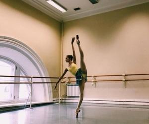 dancer and girl image