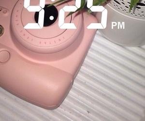 pink, grunge, and snap image
