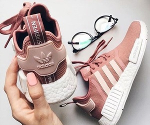 adidas, shoes, and girl image